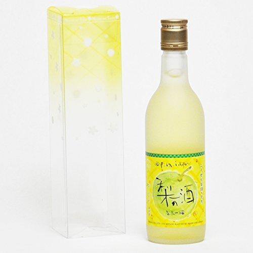 梨の酒(梨ワイン・梨花一輪) 180ml 箱付 二十世紀梨 ワイン ギフト お歳暮 父の日 お中元