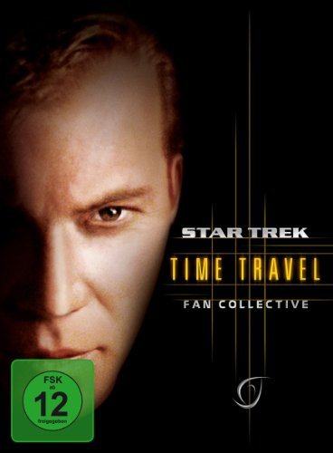 Star Trek - Time Travel Fan Collective (4 DVDs)