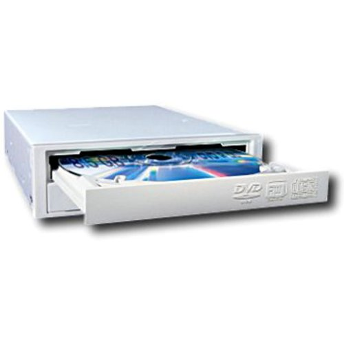 Sony NEC Optiarc DVD Brenner 5,25 intern E-IDE ATAPI 18x +18x8x -18x6x DL+8x-6x RAM 12x Labelflash Silber Bulkware