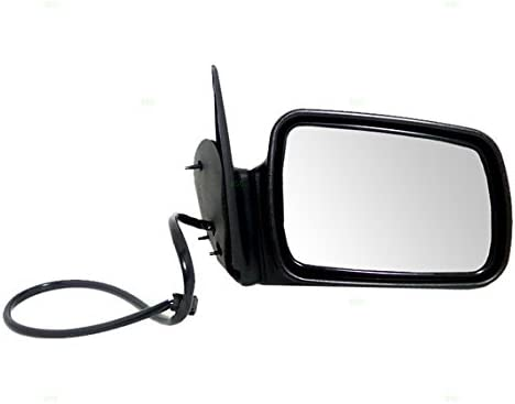 Replacement Passenger Sacramento Mall Ranking TOP2 Power Side View Heated Textured Bla Mirror