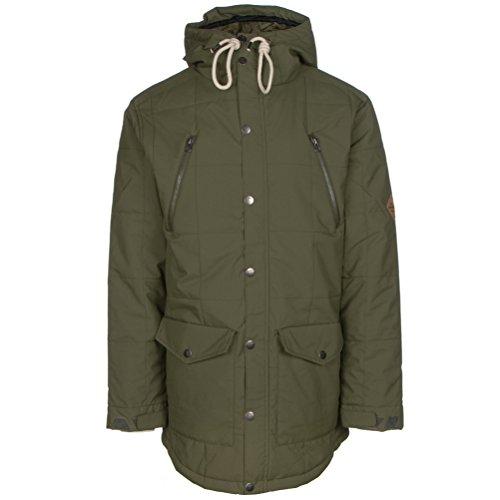 Details about  /O/'Neill Ski Jacket Winter Functional Jacket Jewel Orange Hood Warm