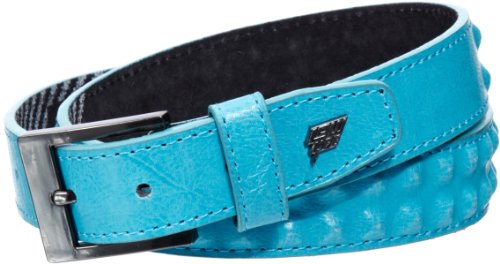 Lowlife of London Ceinture Homme - Bleu - Bleu marine - S (Taille Fabricant: S)