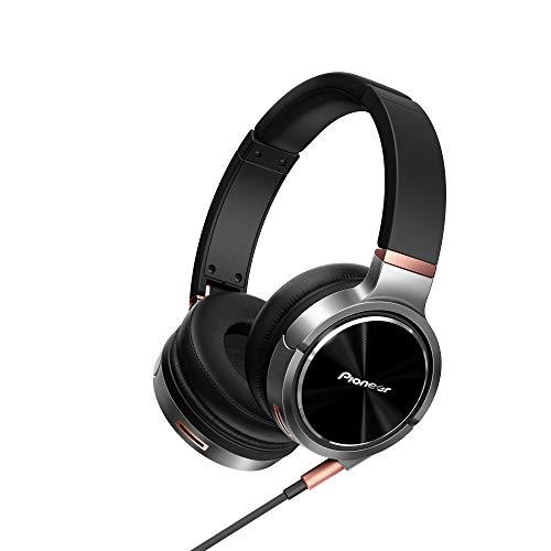 Pioneer SE-MHR5 Hi-Res Audio Kopfhörer schwarz/Silber/Mehrfarbig