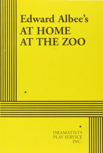 At Home at the Zoo - Acting Edition (Acting Edition for Theater Productions)