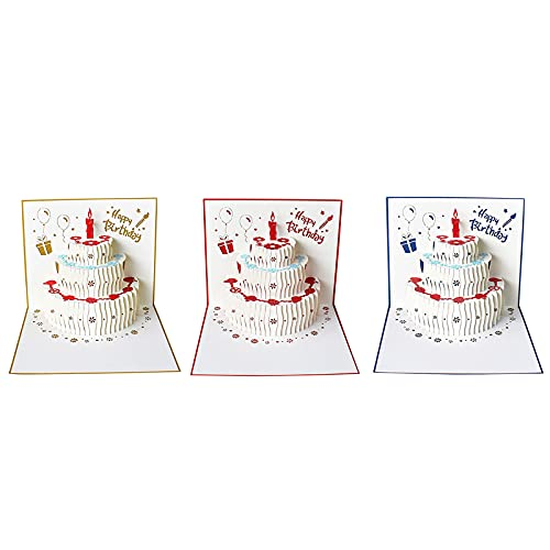 zhushuGG 3 Stuck Tischkalender Monatskalender 2021-2022 - Sep2021 bis Sep 2022 Tischkalender Wochenplaner Seiten umblättern und eingebautem Ständer, 9X8 Zoll (Bunt, 15x15cm)