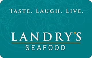 Landry's Seafood House Gift Card