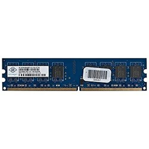 Nanya 1 GB DDR2 RAM PC2-5300 240-Pin DIMM