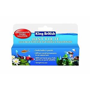King British Just Fix it, Pond and Aquarium Repair Kit