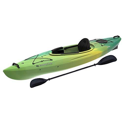 Evaxo Tide 10' Sit-in Kayak (Paddle Included)