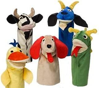 Baby Einstein Five Puppet Set