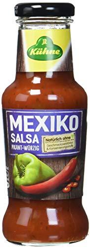 Kühne Würzsauce Mexico,250 ml D,A,F,NL,GB,GR, 1er Pack (1 x 250 ml)