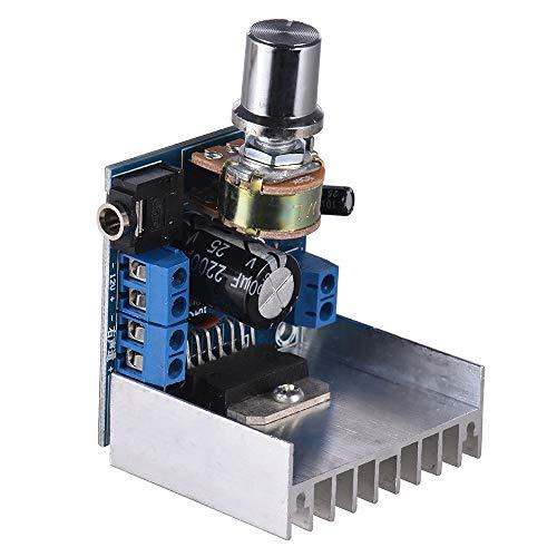 Muslady Módulo amplificador audio estéreo 2.0 15W