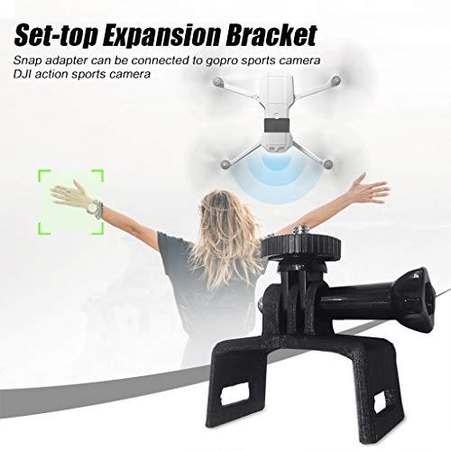 Tianya Supporto per videocamera per Drone Supporto per Staffa Kit di espansione Supporto per Fotocamera per Elicottero per DJI Mavic Air 2