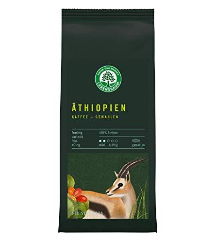 Lebensbaum Äthiopien Kaffee, gemahlen, 250 g