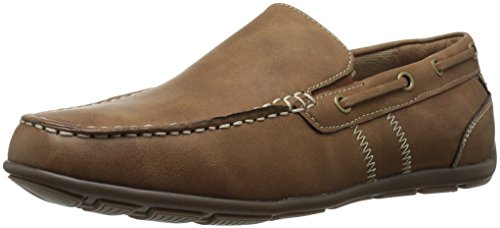 GBX Men's Ludlam Driving Style Loafer, tan, 11 Medium US