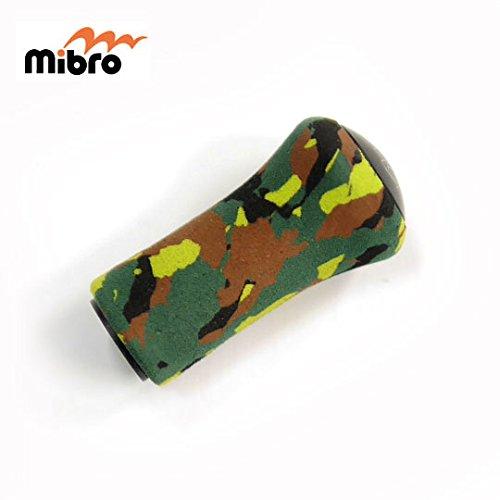 ミブロ 3C ハンドルノブ mibro #06ダークカモフラージュ 2個入