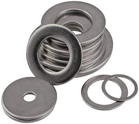Lysee Washers - 10PCS Super beauty product restock quality top! M14 stainless M18 M16 Sale Gaskets M20
