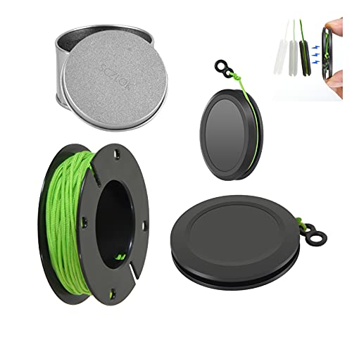 SCZLOK Magnetic Wire Pulling System,Wiremag Puller,Fish Tape,Office And Garden Repair Wire Fishing, Man Fish Tape Wire Puller Wall Fishing Tool,Wall Electrical Cable Navigation System