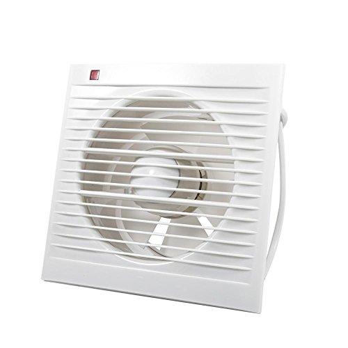 """Ventilador de Baño Ventilador Extractor, Extractor de Ventilación Extractor de Baño de Cocina Sistema de Ventilación(6"""")"""