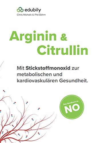 Arginin und Citrullin: Mit Stickstoffmonoxid zur metabolischen und kardiovaskulären Gesundheit.