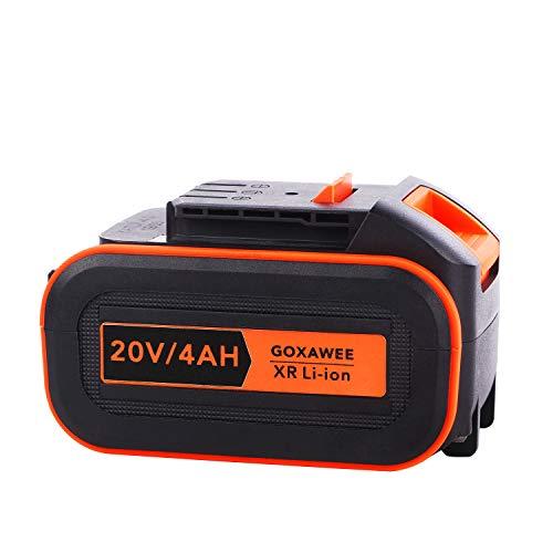 GOXAWEE 20V 4,0Ah Li-ion Akku für GOXAWEE Akku Schlagschrauber