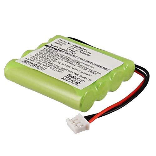 subtel® Batterie Premium Compatible avec Philips Pronto RU990 BCRU950 DS3000 RU950 RU960 RU970 RU980 TSU3500 (750mAh) Batterie de Recharge, Accu Remplacement