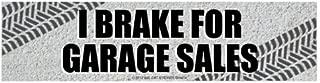 Best i brake for garage sales bumper sticker Reviews