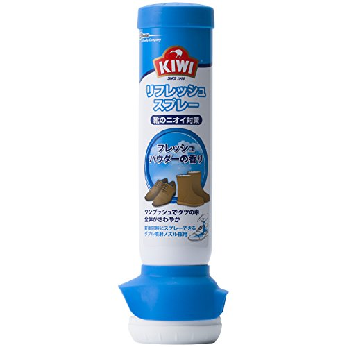 ジョンソン『KIWI リフレッシュスプレー』