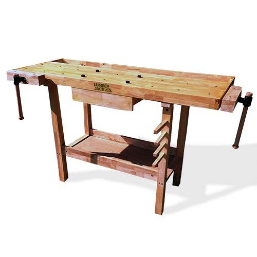 Lumberjack WB1490 - Banco para madera (1490...