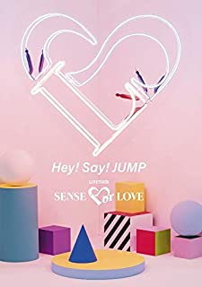 Hey! Say! JUMP LIVE TOUR SENSE or LOVE (通常盤DVD)