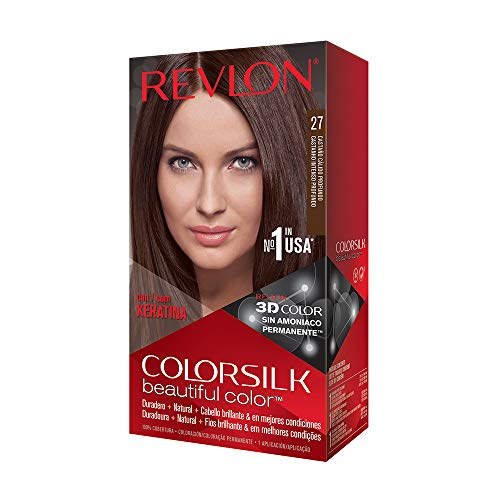 Revlon ColorSilk Tinte Cabello Permanente Tono #27