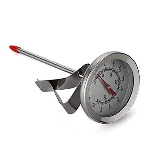 ALLQT RVS Koken Keuken Koken Voedsel Digitale Probe Elektronische BBQ Testen Gereedschap voor Keuken BBQ Grill Vlees Olie Melk Yoghurt Temperatuur Keuken Gereedschap