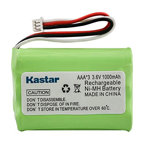 Toshiba BT-930 Cordless Phone Battery 3.6 Volt, Ni-MH 750mAh - Replacement For UNIDEN BT-930 Cordless Phone Battery