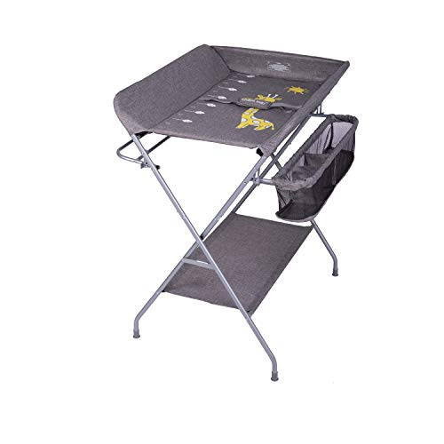 41ffJjGHOjL - FORSTART Baby Changing Table with Wheels