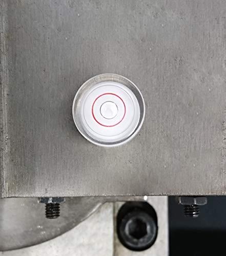 シンワ測定(ShinwaSokutei)丸型気泡管A2ヶ入Φ11mm76328