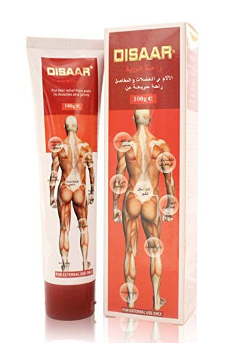 Disaar Rapid Relief Muskel-, und Gelenkschmerzen Creme 100g