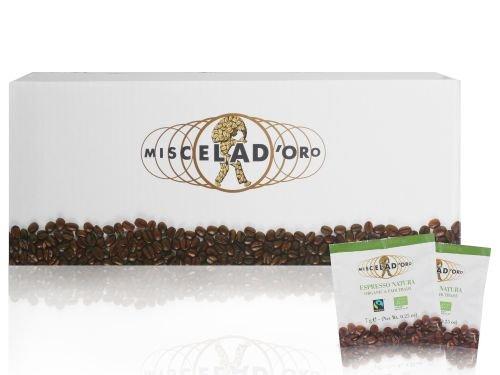 Miscela d'Oro - Espresso Natura - ESE Pads - 150 Stk.
