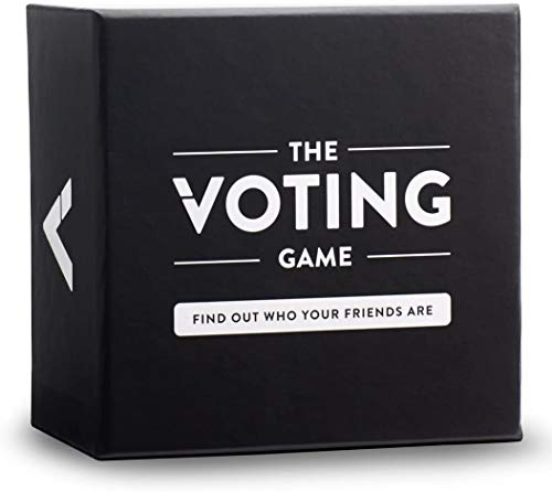 The Voting Game: The Party Game About Your Friends