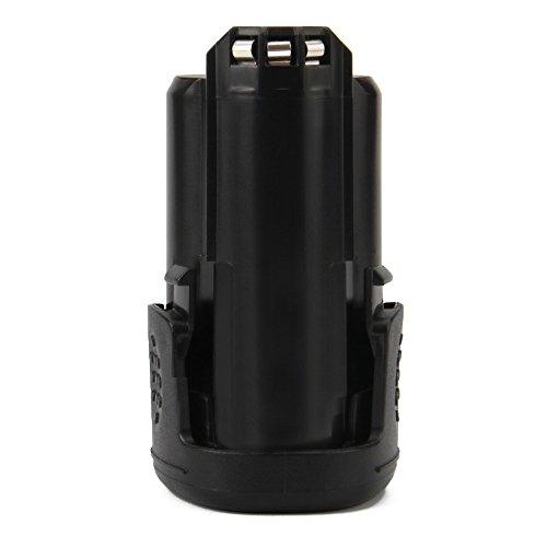 Preisvergleich Produktbild 12V 3.0Ah Lithium-Ionen-Ersatzbatterie für Dremel 8200 8220 8300 Ersetzen Sie Dremel B812-02