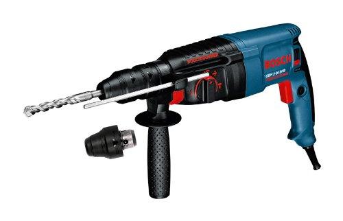 Bosch GBH 2-26 DFR Bohrhammer 800W mit SDS-Plus-Wechselfutter-System