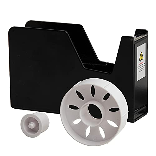 IHOMECOOKER Metal Desktop Tape Dispenser Adhesive Roll Holder (Fits 1