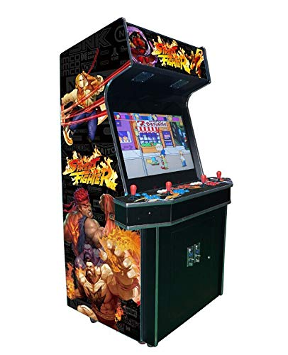 Borne d'Arcade Blue 3016 in 1 4 Joueurs / Street Fighter
