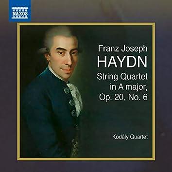 String Quartet No. 24 in A Major, Op. 20, No. 6