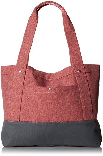 Everest 1002TB Stylish Tablet Tote Bag, Coral, One Size