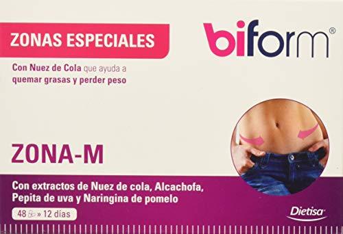 Dietisa Biform Zona-M - 48 capsulas