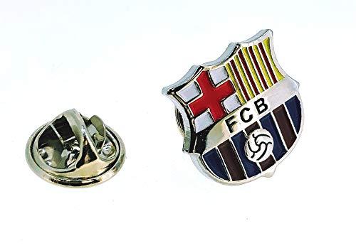 Pin de Solapa del FC Barcelona a Color