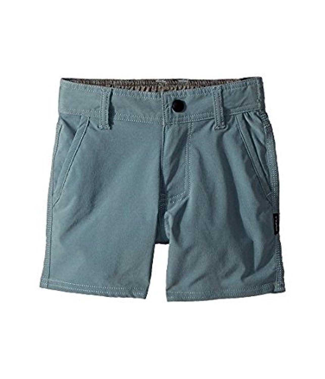 オニール ONeill Kids キッズ 男の子 ショーツ 半ズボン Deep Teal Stockton Hybrid Shorts [並行輸入品]