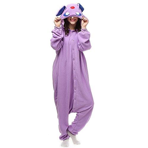 Unisexo Adulto Animal Pijama Cosplay Disfraz con Capucha Onesies Kigurumi Pyjama Homewear Mamelucos Ropa De Dormir para Carnaval Halloween
