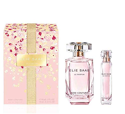 Elie Saab Le Parfum Set Rose Couture Eau de Toilette Spray 90ml + 10 ml Spray