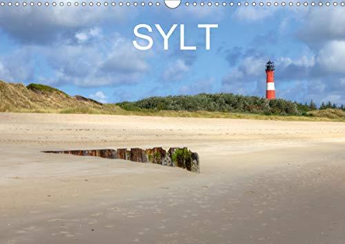 Sylt (Wandkalender 2021 DIN A3 quer)